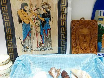 ギリシャアクセサリーと雑貨の店 Luludia(ルルーディア) お客様の写真