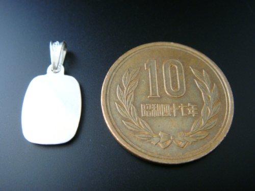 他の写真2: (ギリシャアクセサリー)マリア様のシルバー925・小さなペンダントトップ